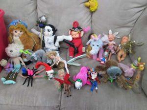 Mutant toys